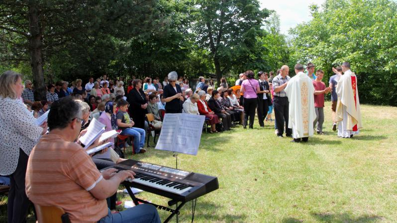 misa crkvica milanovac 1