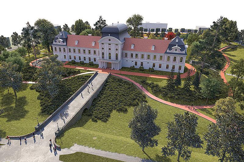 dvorac 111