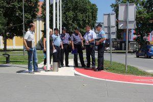 LokalnaHrvatska.hr Virovitica Zavrsen je projekt uredenja biciklistickog prometa u sredistu grada – do 15. kolovoza dijelit ce se letci s propisima za vozace bicikala