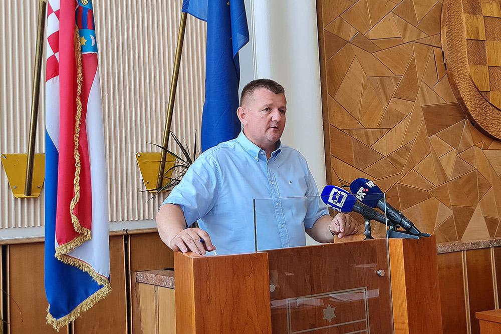 Gradonačelnik Ivica Kirin
